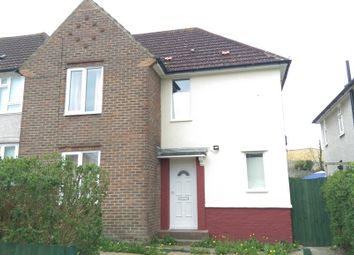 Thumbnail 4 bed semi-detached house for sale in Ringmer Close, Brighton