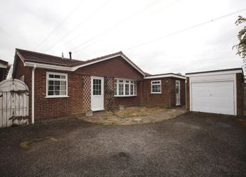 Thumbnail 4 bed bungalow for sale in Duke Road, Burntwood, Staffordshire