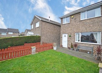 Thumbnail 3 bed semi-detached house for sale in Hazel Grove, Flockton, Wakefield