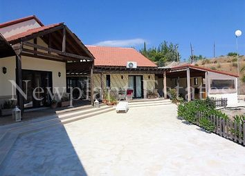 Thumbnail 4 bed detached bungalow for sale in Foinikaria, Limassol, Cyprus