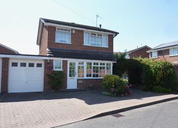 Thumbnail 3 bed detached house for sale in Oaklands, Curdworth, Sutton Coldfield