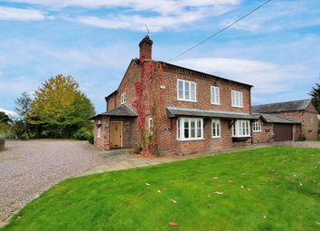 Thumbnail 4 bed detached house to rent in Guy Lane, Waverton, Chester