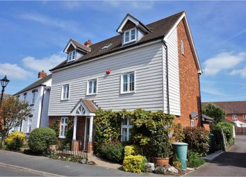 Thumbnail 5 bed detached house for sale in Henry Fletcher Close, Littlehampton