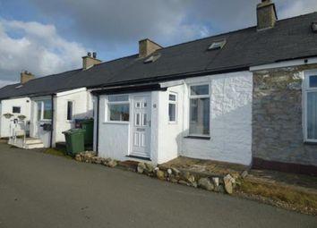 Thumbnail 3 bed terraced house for sale in Mount Pleasant, Llithfaen, Pwllheli, Gwynedd