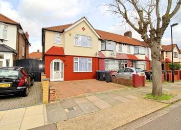 Thumbnail 3 bed end terrace house for sale in Oaklands Avenue, Edmonton