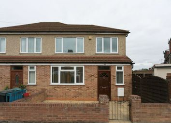 Thumbnail 3 bed semi-detached house for sale in Rusper Road, Wood Green