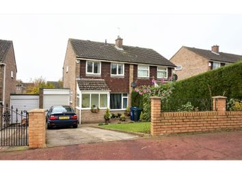 Thumbnail 2 bed semi-detached house for sale in Coach Road, Newcastle Upon Tyne