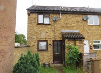 Thumbnail 2 bed end terrace house for sale in Chiltern Gardens, Waller Avenue, Luton