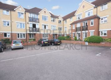 Thumbnail 2 bed flat for sale in Edwards Court, Cheshunt