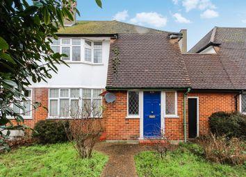 Thumbnail 2 bed maisonette for sale in West Barnes Lane, New Malden