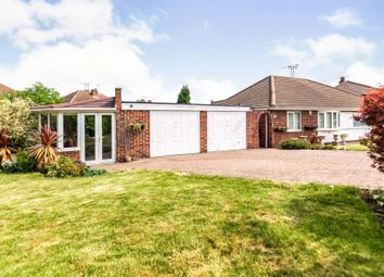 Thumbnail 3 bed bungalow for sale in Homestead Drive, Brinsworth, Rotherham