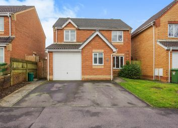Thumbnail 4 bed detached house for sale in Butterfly Close, Church Village, Pontypridd