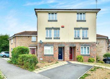 Thumbnail 4 bed semi-detached house for sale in Flaxley Gate, Monkston, Milton Keynes, Bucks