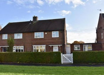 Thumbnail 3 bed semi-detached house for sale in Pickmere Lane, Pickmere, Knutsford, Cheshire