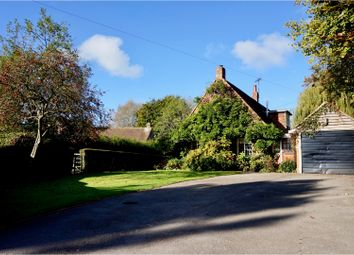 Thumbnail 3 bed detached house for sale in Church Road, Aldingbourne