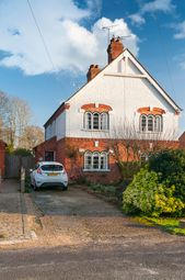 Thumbnail 4 bed semi-detached house for sale in Station Road, Pluckley