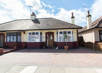 Thumbnail 3 bed semi-detached bungalow for sale in Stuart Road, Southend-On-Sea