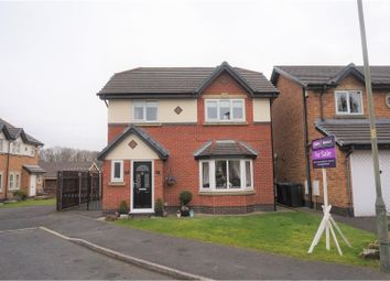 Thumbnail 3 bed detached house for sale in Foxfield Grove, Wigan