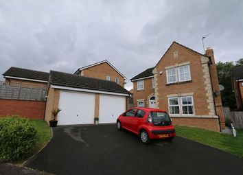 Thumbnail 4 bed detached house for sale in Brookwater Drive, Shipley, West Yorkshire