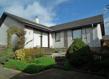 Thumbnail 3 bed detached bungalow for sale in Bank Street, Greenlaw