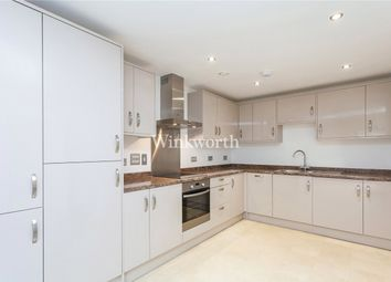 Thumbnail 2 bed flat for sale in The Greenway, London