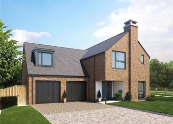 Thumbnail 5 bed detached house for sale in Andlers Wood, Andlers Ash Road, Liss, Hampshire