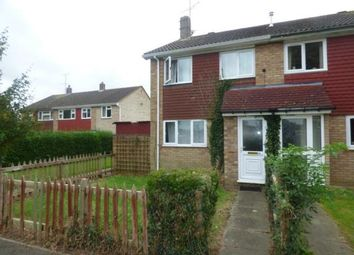 Thumbnail 3 bed end terrace house for sale in Calder Vale, Bletchley, Milton Keynes
