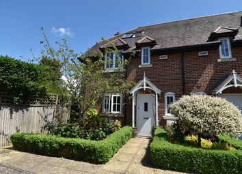 Thumbnail End terrace house to rent in Millside, Corhampton, Southampton