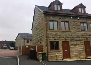 Thumbnail 3 bed town house for sale in Woodland Garth, Rothwell, Leeds