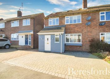 Pine Crescent, Hutton, Brentwood, Essex CM13. 4 bed semi-detached house for sale