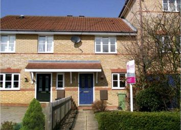 Thumbnail 2 bed terraced house to rent in Lindisfarne Drive, Monkston, Milton Keynes