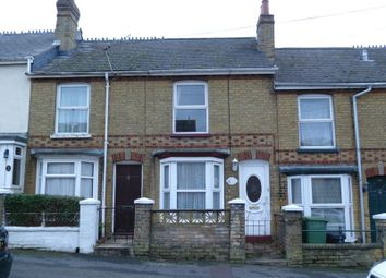Thumbnail 2 bed terraced house to rent in Kings Road, East Cowes
