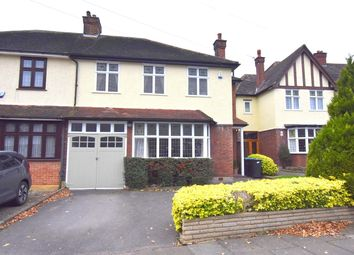 Thumbnail 4 bed semi-detached house for sale in Percy Road, Winchmore Hill