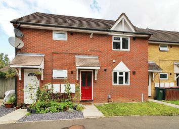 Thumbnail 1 bed maisonette for sale in Jackson Road, Broadfield, Crawley, West Sussex