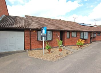 Thumbnail 3 bed bungalow for sale in Sherloyd Close, Leicester