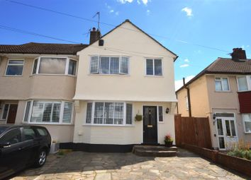Thumbnail 3 bed end terrace house for sale in Caverleigh Way, Worcester Park