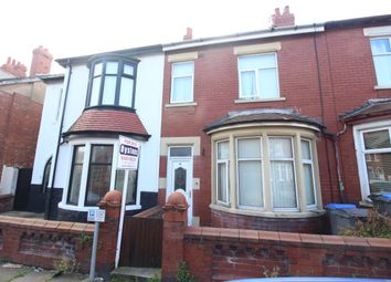 Thumbnail 2 bed terraced house for sale in Manor Road, Blackpool, Lancashire