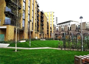 Thumbnail 2 bed flat for sale in Masthead House, Royal Wharf, London