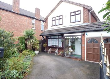 Thumbnail 3 bed detached house for sale in North Street, Burntwood