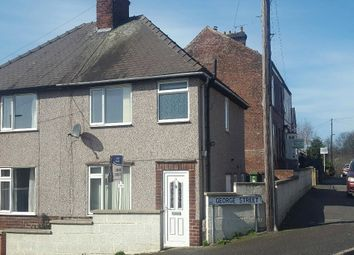 3 bed semi-detached house to rent in George Street, Old Whittington, Chesterfield S41