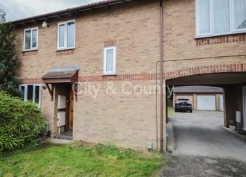 Thumbnail 2 bedroom terraced house for sale in Langdyke, Parnwell, Peterborough