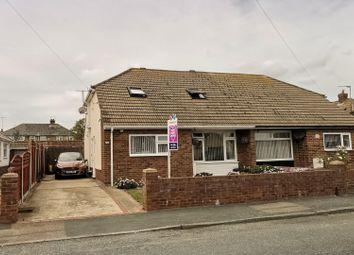 Violet Avenue, Ramsgate CT12. 3 bed semi-detached bungalow