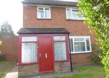 Thumbnail 3 bed semi-detached house for sale in Dunley Drive, New Addington, Croydon