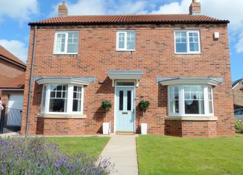 Thumbnail 4 bedroom detached house for sale in Village Gate, Howden Le Wear, Crook