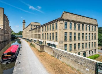 Thumbnail 2 bed flat for sale in Riverside Court, Victoria Road, Saltaire
