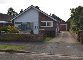 Thumbnail 2 bed detached bungalow to rent in Ripon Drive, Sleaford