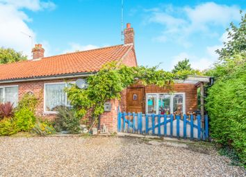 Thumbnail 2 bed semi-detached bungalow for sale in Bacton Road, North Walsham