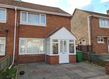 Thumbnail 2 bedroom semi-detached house to rent in Ashdown Road, Sunderland