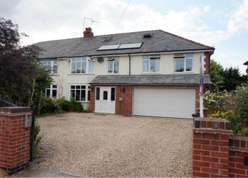 Thumbnail 6 bed semi-detached house for sale in Grantham Road, Sleaford