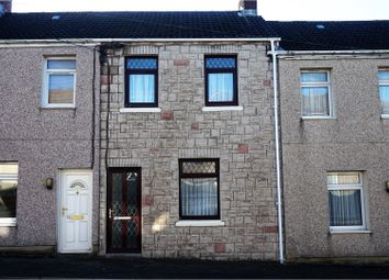 Thumbnail 2 bed terraced house for sale in High Street, Llanelli